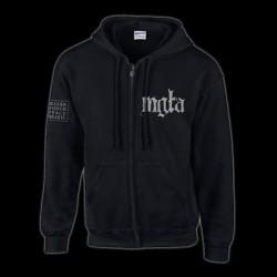 MGLA - Logo Zip Hood ( Mit...