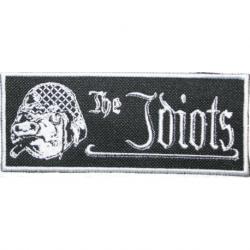 The Idiots - Logo -Stripe (...
