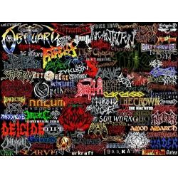 BLACK / DEATH METAL...