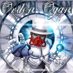 Orden Ogan - Final Days CD...