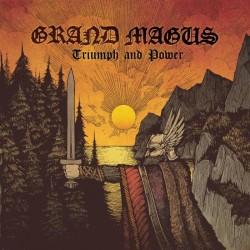 Grand Magus - Triumph &...