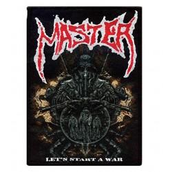 MASTER - Let`s Start A War...