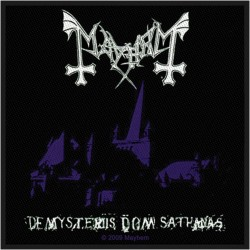 MAYHEM- DE MYSTERIIS DOM...