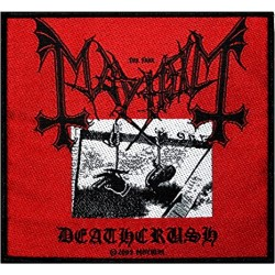 MAYHEM - Deathcrush ( Patch...