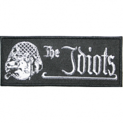 The Idiots - Logo Stripe (...