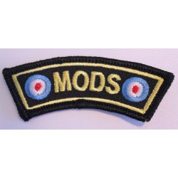 MODS - Logo ( Patch ca. 7 x...