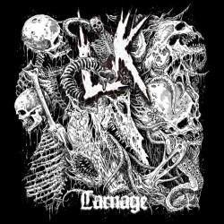 Lik - Carnage (White Black...