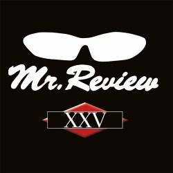 Mr. Review - XXV (Black Vinyl)