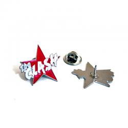 The Clash - Logo (Metal Pin)