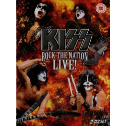 Kiss - Rock The Nation Live...