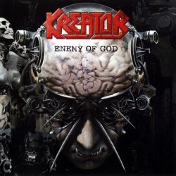 Kreator - Enemy Of God (CD...