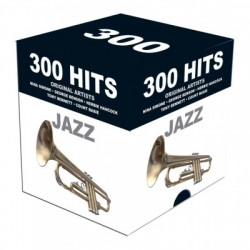 300 Hits: Jazz (15 CD Box)