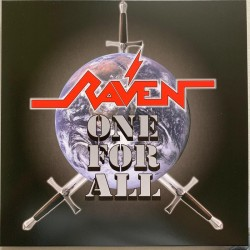 Raven - All for One ( lim...