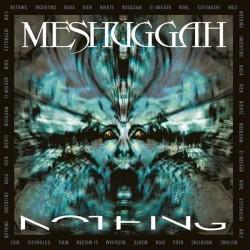 Meshuggah - Nothing (CD)