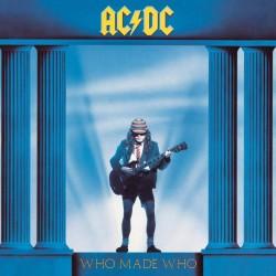 AC/DC - Who Made Who (Black...