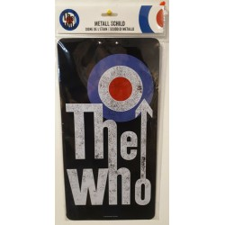 The Who - Metall Schild