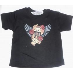 Baby Shirt: Born To Rock...