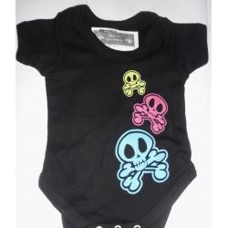 Baby Strampler: Skulls...
