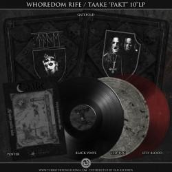 Taake / Whoredom Rife -...