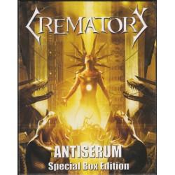 Crematory - Antiserum Box Set