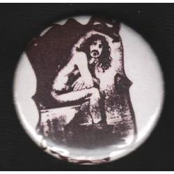Frank Zappa - Toilet (Button)