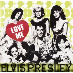 Elvis Presley - Love Me...