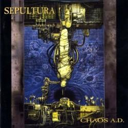 Sepultura - Chaos AD (CD)