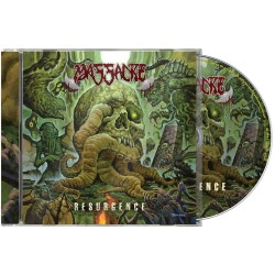 MASSACRE - Resurgence ( CD  )