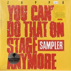 Frank Zappa - You Can´t Do...