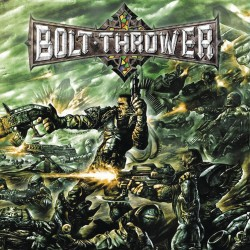 BOLT THROWER - Honour -...