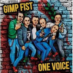 GIMP FIST - ONE VOICE SPLIT...