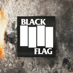 Black Flag - Logo ( Patch...