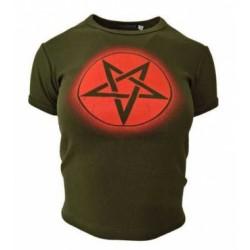 Pentagramm - Army grünes...