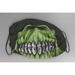 Corona Schutzmaske: Teeth...