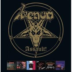 Venom - Assault (6 CD Box)