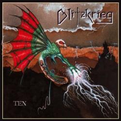 Blitzkrieg - Ten (Black Vinyl)