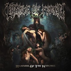 Cradle Of Filth - Hammer Of...