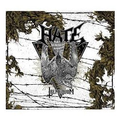 Hate ‎– Tremendum (Black...