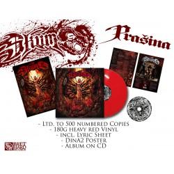 Skum - Prasina ( Red Vinyl...