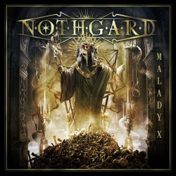 Nothgard - Malady X ( Black...