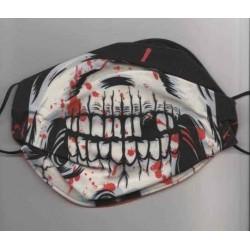 Corona Schutzmaske - Teeth...