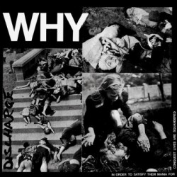 DISCHARGE - WHY ( Black...