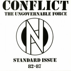 CONFLICT - THE UNGOVERNABLE...