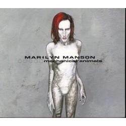 MARILYL MANSON - mechanical...