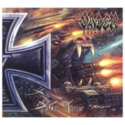 Vader - Iron Times (Black...
