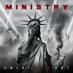 MINISTRY - AMERIKKKANT ( CD )