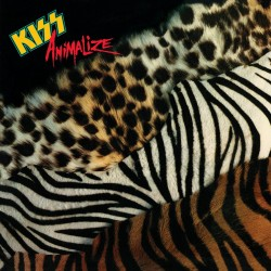 Kiss - Animalize (Black...