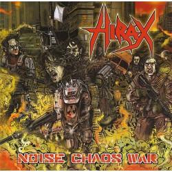 Hirax - Noise Chaos War...
