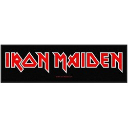 IRON MAIDEN - Logo Stripe (...