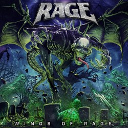 Rage - Wings Of Rage...